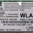 DELL D620 D630 E1705 1520 XPS M1210 WIRELESS WIFI NC293