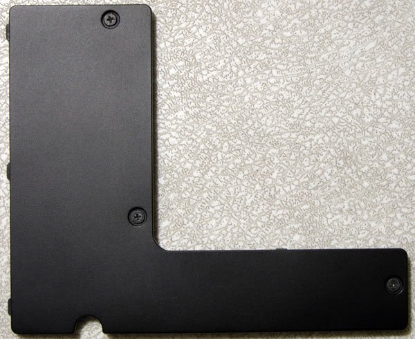 OEM DELL INSPIRON 1420 CPU BAY DOOR COVER DT139 0DT139
