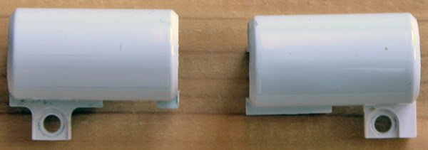 OEM HP DV6000 DV6700 SPECIAL EDITION WHITE HINGE COVERS