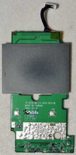 DELL INSPIRON 2600 2650 MOUSE TOUCHPAD ASSEMBLY 5J703