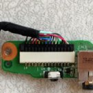 HP DV6000 DV6700 AUDIO SOUND BOARD DA0AT3AB8D0 REV: D