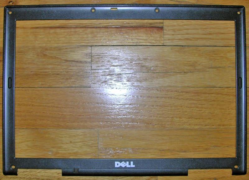 """OEM DELL LATITUDE D620 D630 D631 14.1"""" LCD BEZEL HD269"""