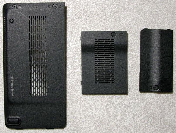 HP DV4 RAM WIFI HARD DRIVE COVER AP03V000C00 AP3W001I00