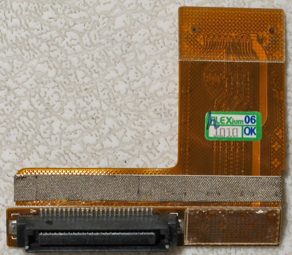"MACBOOK 13.3"" OPTICAL DRIVE FLEX CABLE A1181 821-0408-A"