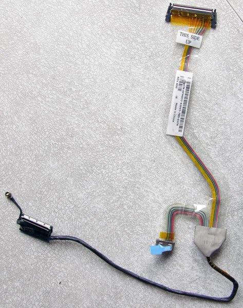 """DELL INSPIRON 1501 15.4"""" LCD CABLE DD0FM2LC507 - PM853"""