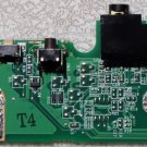 COMPAQ R3000 WiFi SWTICH & AUDIO I/O BOARD HR60 LS-1813