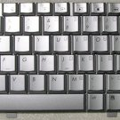 OEM HP DV4 SILVER LAPTOP KEYBOARD 486901 PK1303Y0500