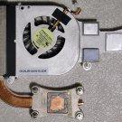 DELL 1420 1400 CPU COOLING FAN & HEATSINK NR432 / UX281