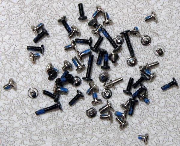 GENUINE HP TX1000 TX2000 SERIES COMPLETE SCREW SCREWS