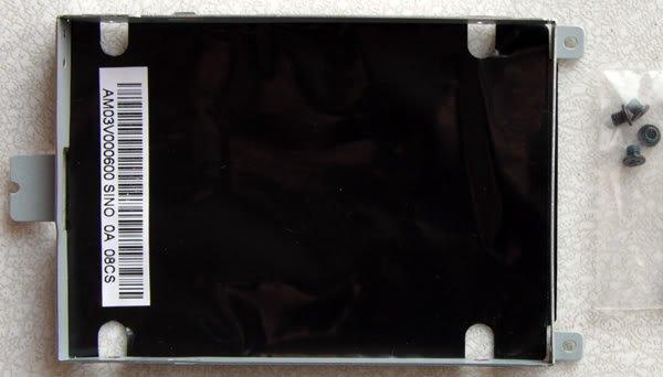 OEM HP DV4 SATA HD HARD DRIVE CADDY w/ SCREWS 498498