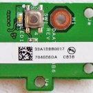 HP DV6000 DV6500 DV6700 POWER BOARD BUTTON DAAT8ATH8B6