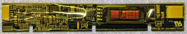 "MACBOOK OEM 13.3"" LCD INVERTER 08G22UD1210T 820-1969-A"