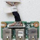 DELL VOSTRO 1400 INSPIRON 1420 1421 AUDIO JACK w/ CABLE 08G20EA04005DE