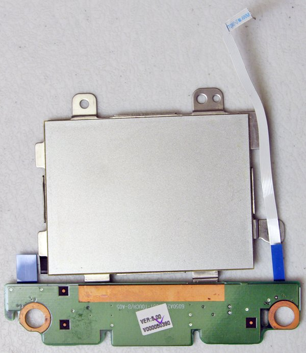 DELL 1420 1421 VOSTRO 1400 MOUSE TOUCHPAD ASSEMBLY UX289 / 0UX289 V000050390