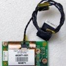 HP PAVILION DV2000 DV2500 DV2700 PCI MODEM CARD w/ CABLE & RJ11 JACK 463971-001
