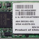 HP DV2000 DV6000 DV9000 COMPAQ V3000 MINI PCI WIFI CARD 416376 / 395261 / 416376