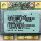 SONY VAIO VGN-NW270F NW235F NW SERIES MINI WIFI WIRLESS CARD T77H126.00 LF