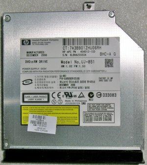 HP PAVILION DV2000 DV6000 DV6700 DV9000 DVD±RW MUTLI DRIVE 431409-001 TS-L6332 w/ LIGHTSCRIBE