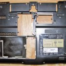 HP PAVILION TX1000 SERIES TABLET BOTTOM BASE CASE w/ COA 441137-001