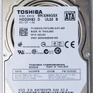 DELL 0XJH4 00XJH4 TOSHIBA 320GB 2.5&quot; HD HARD DRIVE SATA 5400RPM MK3265GSX
