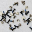 GENUINE OEM IBM LENOVO IDEAPAD S10 WHITE COMPLETE SCREWS SCREW SET
