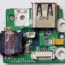 GATEWAY SA6 M-7301 M SERIES USB PORT MODEM RJ11 JACK 32SA1RB0000 DA0SA1TB6E0