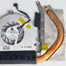 GENUINE OEM APPLE MACBOOK 13.3&quot; CORE DUO CPU HEATSINK & FAN BSB04505HA 607-0142