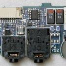 TOSHIBA SATELLITE PRO 4260 4200 AUDIO BOARD FSM7A2 B36085741019-A KS-112 PJ750