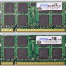 """OEM MAC APPLE MACBOOK PRO 13"""" 15"""" 17"""" 2GB (2x1GB) RAM PC2-5300S EDGE 04825302-54"""