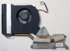 ACER ASPIRE 7736 7736Z MS2279 INTEL CPU HEATSINK & FAN JV71MV-U1 60.4FX17.001
