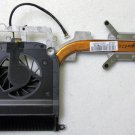 OEM HP PAVILION DV9000 DV9500 DV9700 AMD CPU HEATSINK & COOLING FAN 438606-001