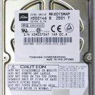 OEM TOSHIBA LIBRETTO 100CT 110CT 50CT 6.0GB 4200RPM IDE HD HARD DRIVE MK6015MAP