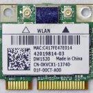 OEM DELL INSPIRON 1564 1558 1764 PCI HALF WIFI WIRELESS KVCX1 0KVCX1 802.11a/b/g
