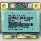 SONY VAIO VGN-NS110E NS140 NS240E MINI HALF PCI WIFI WIRELESS CARD T77H047.00