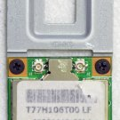 OEM ACER ASPIRE 5517 5232 5532 5534 HALF MINI PCI WIFI WIRELESS CARD T77H106T00