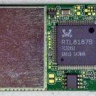 GATEWAY SA1 SA6 M-SERIES M-1624 M-1625 M-6750 PCI WIFI WIRELESS CARD RTL8187B