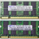 "OEM MAC APPLE MACBOOK PRO 13"" 15"" 17"" 2GB (2x 1GB) RAM PC2-5300S M470T2953EZ3"