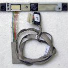 OEM DELL INSPIRON 1525 WEBCAM ASSEMBLY w/ CABLE 0DP157 / DP157 0M143C / M143C
