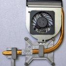 GENUINE OEM HP COMPAQ G60 CQ60 CPU HEATSINK & COOLING FAN 489126-001 KSB05105HA