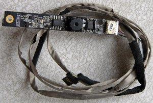 OEM HP PAVILION DV9000 DV9500 DV9700 SERIES 1.3MP WEBCAM W/ CABLE CN0314-MI02