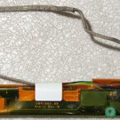 "GENUINE OEM MAC APPLE POWERBOOK G4 12"" 1.5GHz LCD INVERTER 820-1567-A w/ CABLE"
