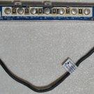 DELL INSPIRON E1705 9400 MULTI MEDIA LED BOARD W/ CABLE LS-2884P DC02000AE0L