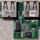 DELL INSPIRON 1420 VOSTRO 1400 DUEL USB BOARD 08G20EA0500GDE