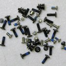 GENUINE OEM TOSHIBA SATELLITE A665 A665D COMPLETE SCREW SCREWS SET