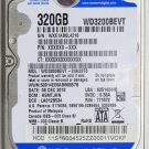 GENUINE OEM LENOVO 320GB 5400RPM HD HARD DRIVE WD3200BEVT 11S16004525ZZ00011VCKF