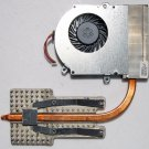 TOSHIBA SATELLITE L505 L505D CPU HEATSINK & COOLING FAN V000170240 V000180270