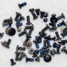 GENUINE OEM TOSHIBA SATELLITE L505 L505D COMPLETE SCREW SCREWS SET
