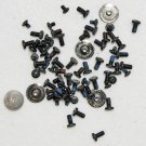 GENUINE OEM DELL INSPRION 1545 COMPLETE SCREWS SCREW SET