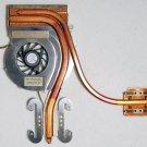 GENUINE OEM SONY VIAO VGN-FE11S FE CPU HEATSINK & COOLING FAN NBT-CPMS10-H1