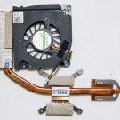 DELL INSPIRON 1545 CPU HEATSINK & COOLING FAN ASSY 60.4AQ16.002 A02 C169M M274K